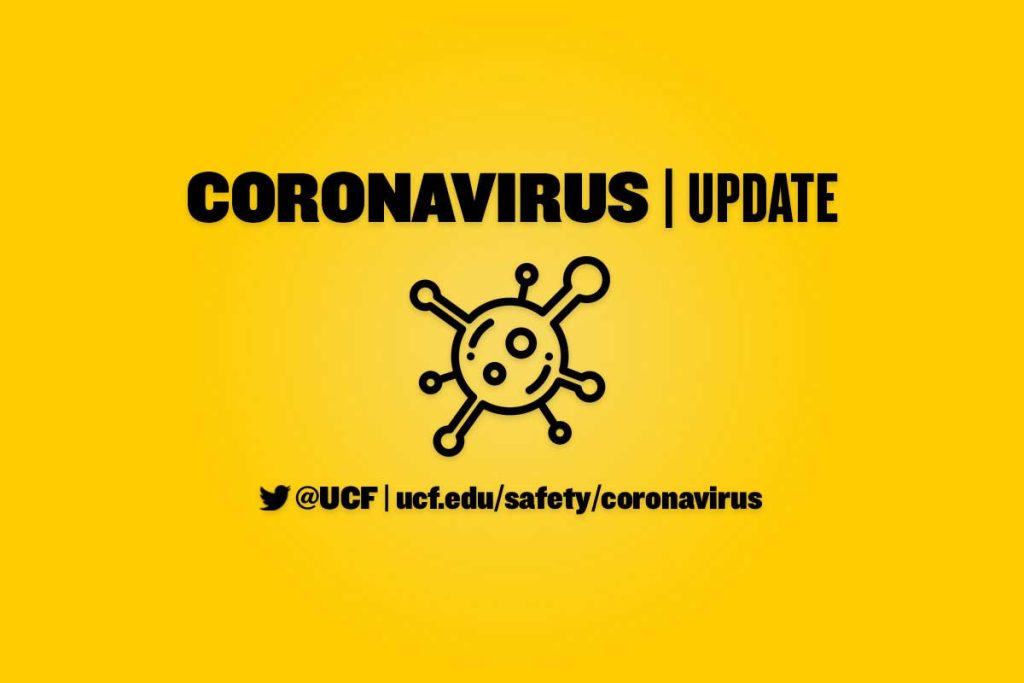 UCF Faculty Guidance for COVID-19 Cases in Your Classes