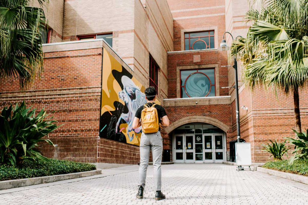 UCF's Revamped Student Union to Reopen