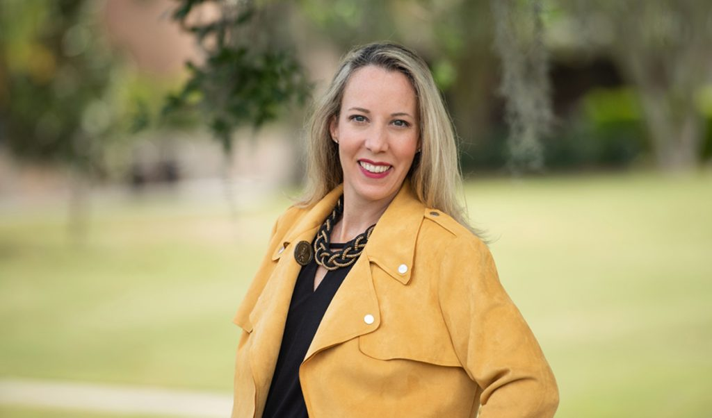 UCF Lecturer Takes on Diversity and Inclusion