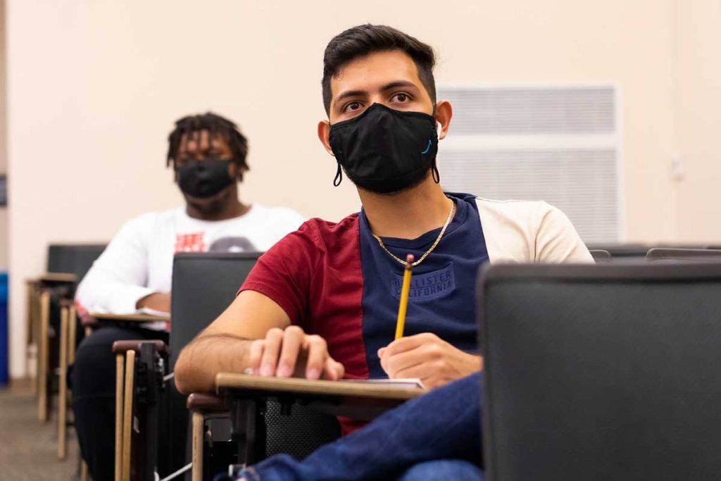UCF Study Shows Masks, Ventilation Stop COVID Spread Better than Social Distancing