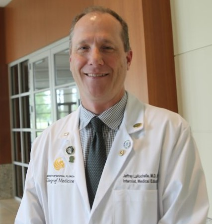 LaRochelle New Associate Dean of Academic Affairs at UCF College of Medicine