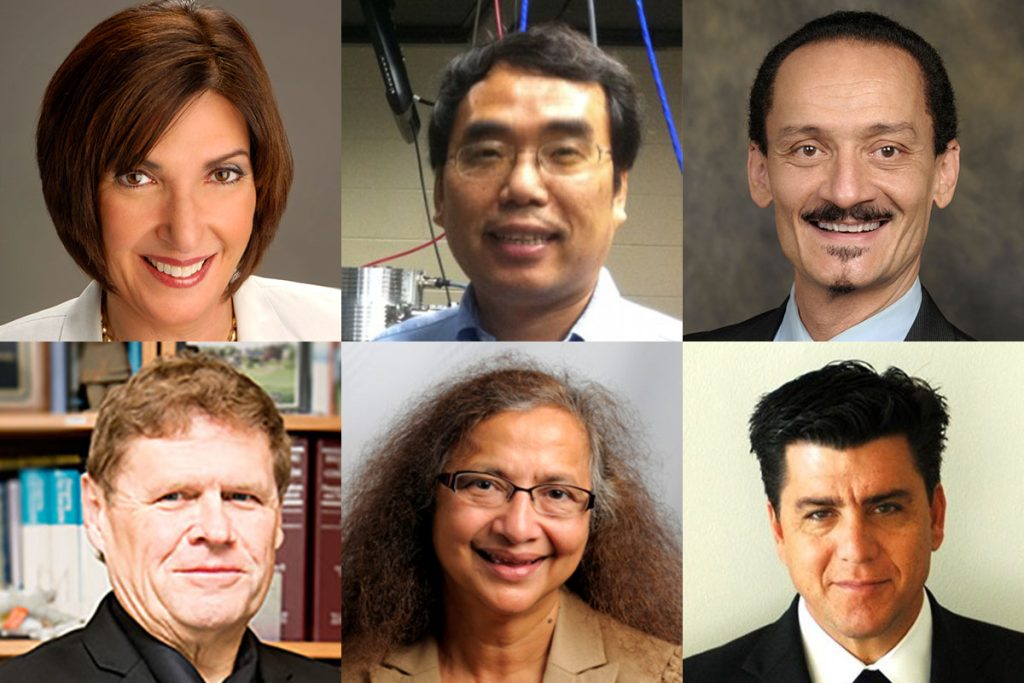 6 Trustee Chairs Named For 2021-2026