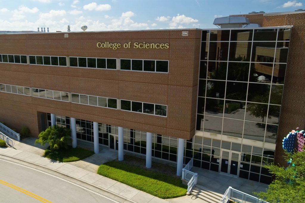 New Dean Named for UCF's College of Sciences
